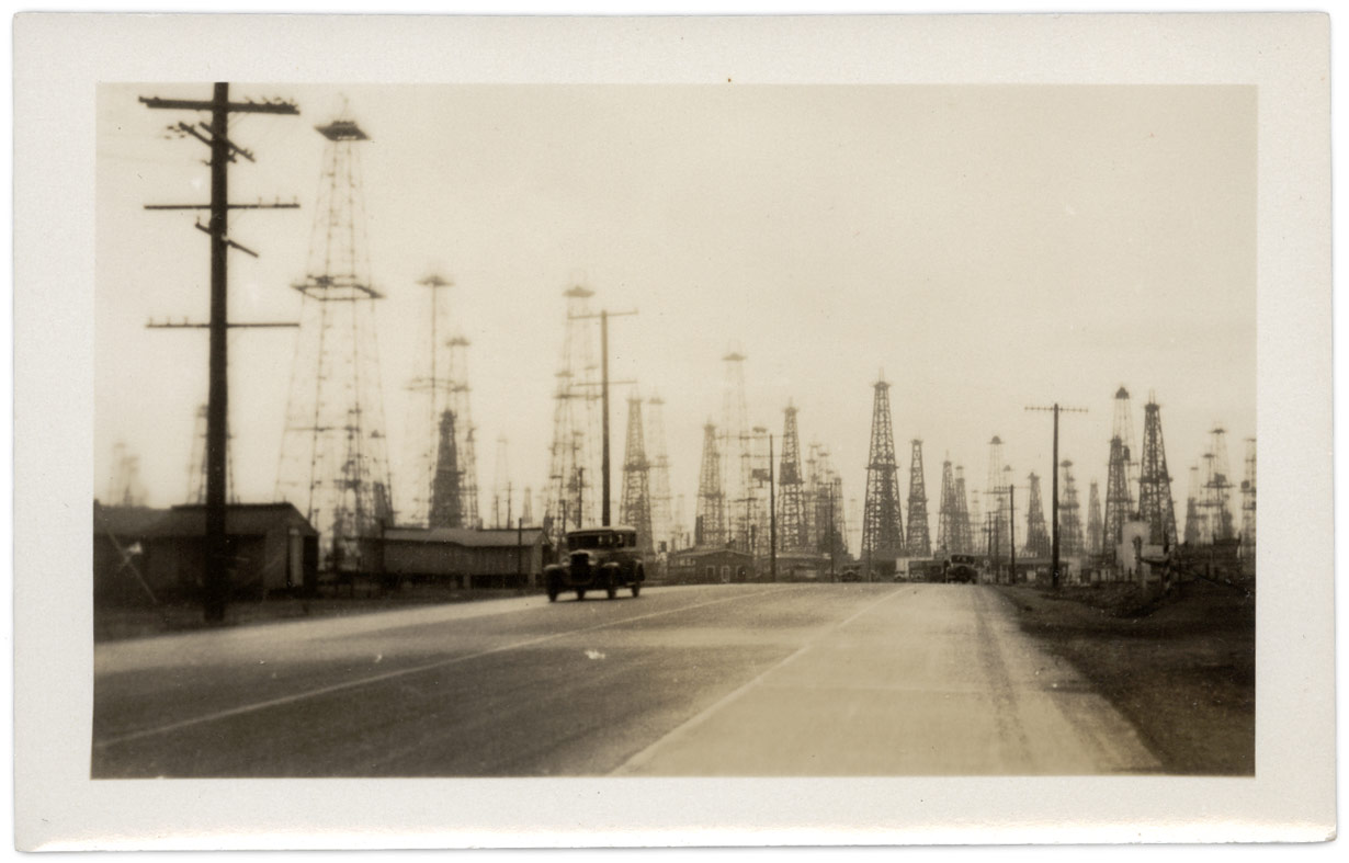 Norwalk, Ca. Oil Wells